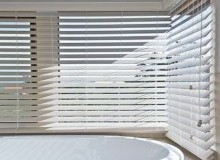Kwikfynd Fauxwood Blinds bonner