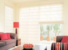 Kwikfynd Roman Blinds bonner