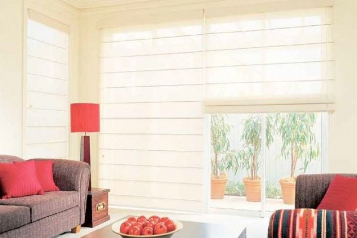 Canberra Blinds and Shutters Roman Blinds 720 480